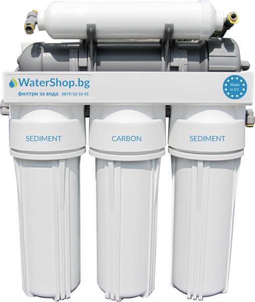 Water filter system Watershop DC