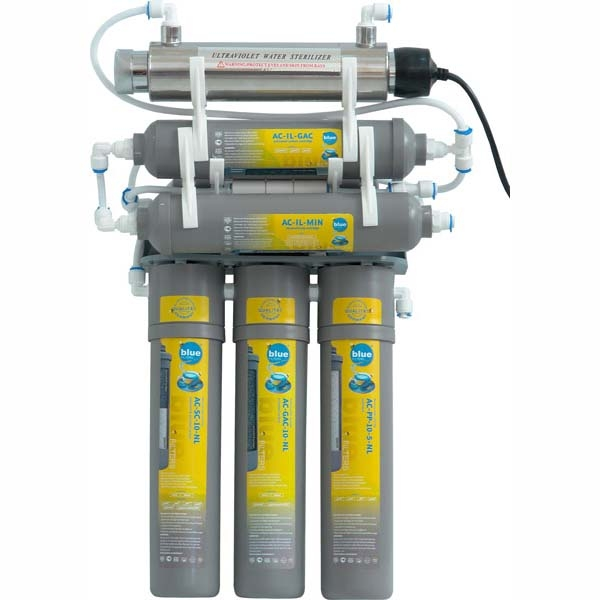 NL6-UV Bluefilters water filtration system