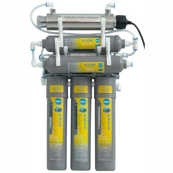 NL5-UV Bluefilters water filtration system