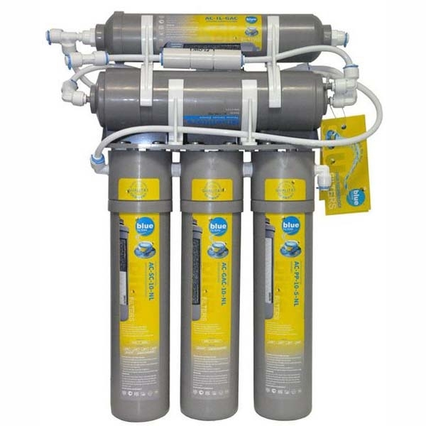 NL5 Bluefilters water filtration system