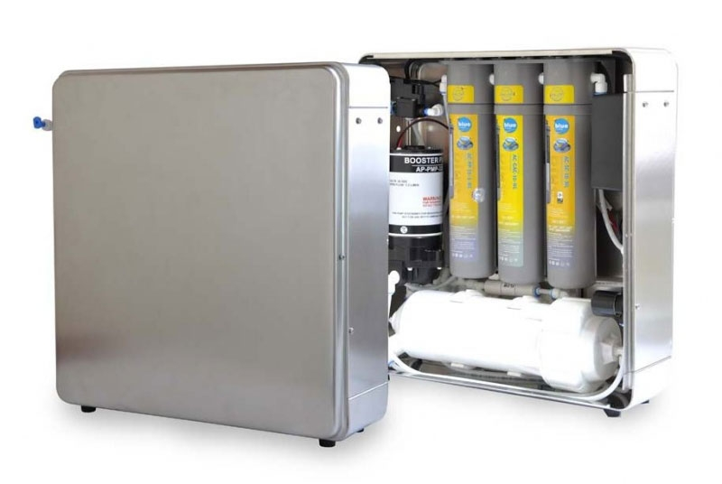 DirectFlow LUX Bluefilters water filtration system