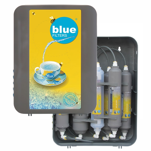 GRAPHITE Bluefilters water filtration system